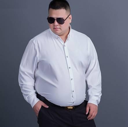 cách chọn áo sơ mi nam cho người mập
