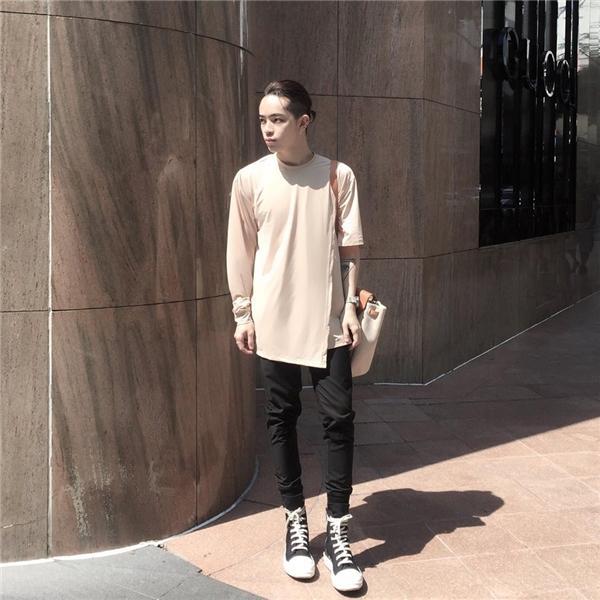 quần jeans dáng skinny dành cho phái mạnh