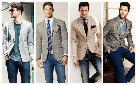 Áo blazer nam và những cách phối đồ tạo nên huyền thoại